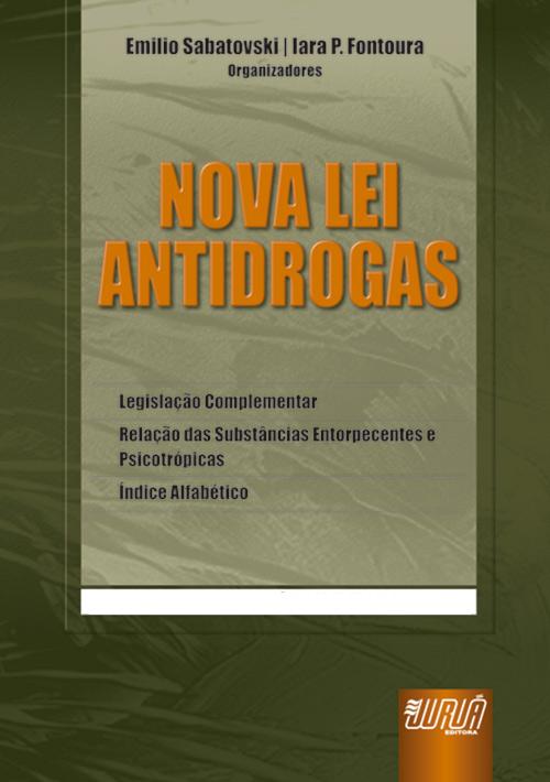 Nova Lei Antidrogas