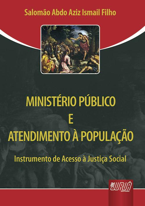 Ministério Público e Atendimento à População