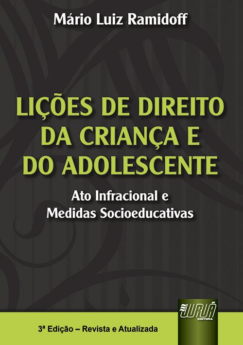Lições de Direito da Criança e do Adolescente