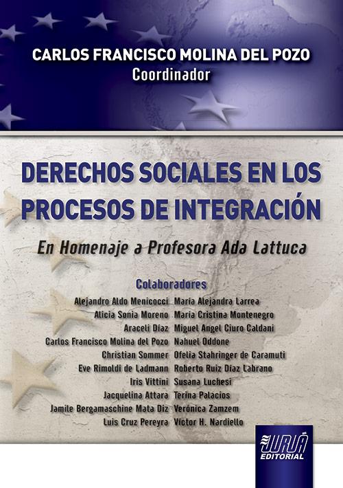 Derechos Sociales en los Procesos de Integración