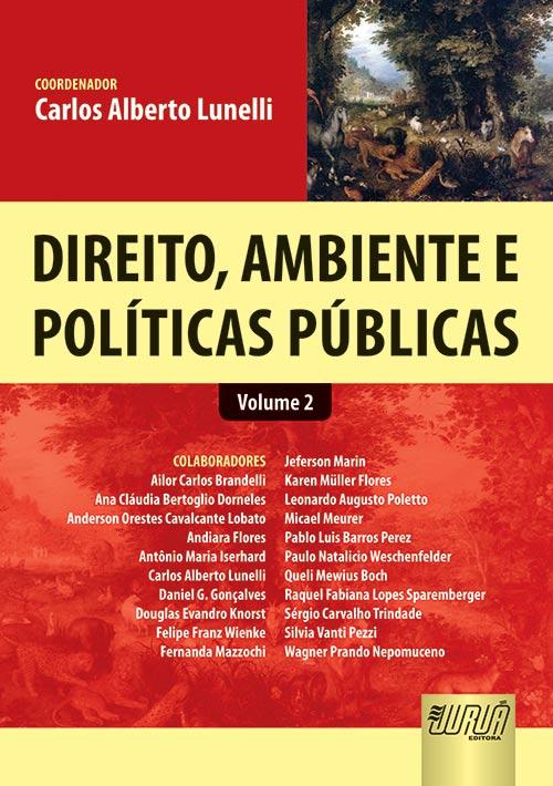 Direito, Ambiente e Políticas Públicas