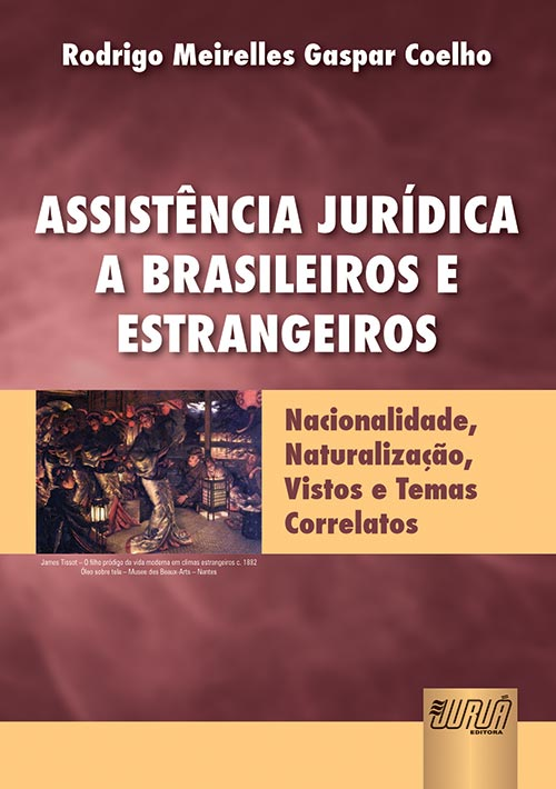Assistência Jurídica a Brasileiros e Estrangeiros