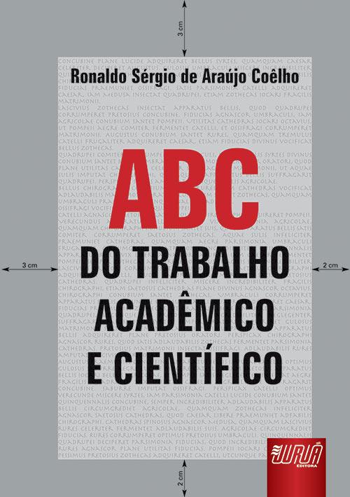 ABC do Trabalho Acadêmico e Científico