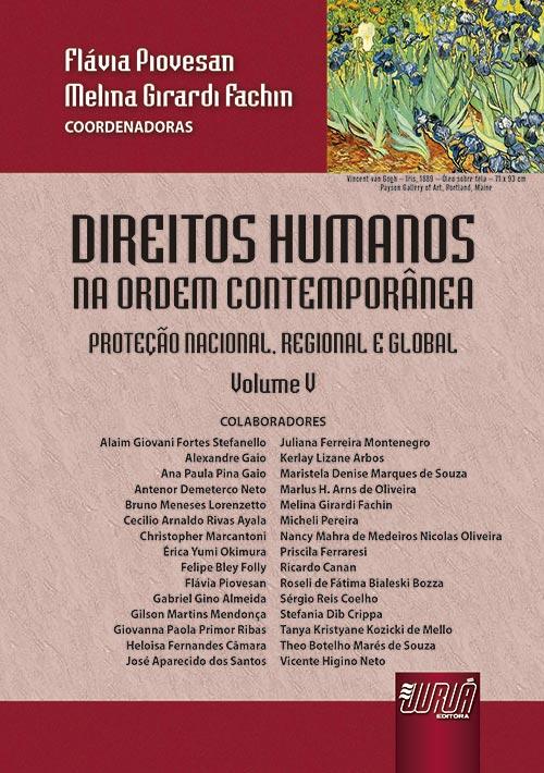 Direitos Humanos na Ordem Contemporânea - Volume V