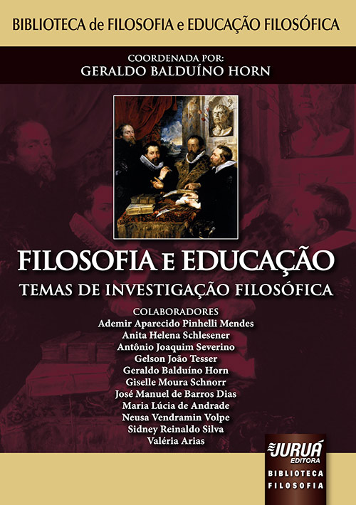 Filosofia e Educação