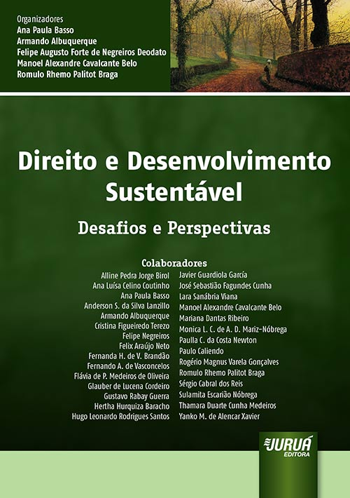 Direito e Desenvolvimento Sustentável