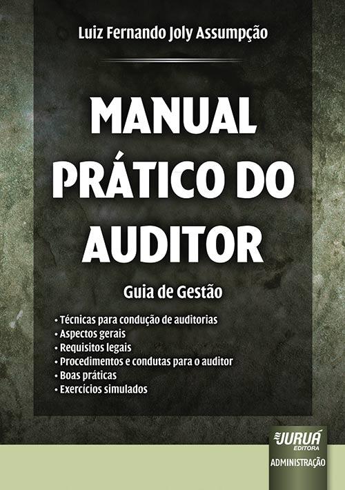Manual Prático do Auditor - Guia de Gestão