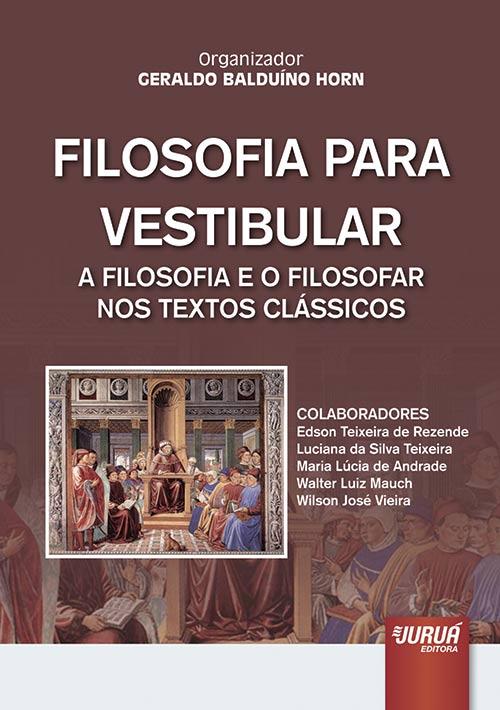 Filosofia para Vestibular