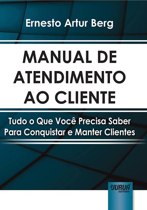 Manual de Atendimento ao Cliente