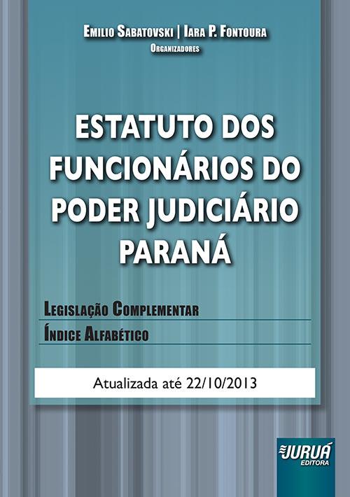 Estatuto dos Funcionários do Poder Judiciário Paraná