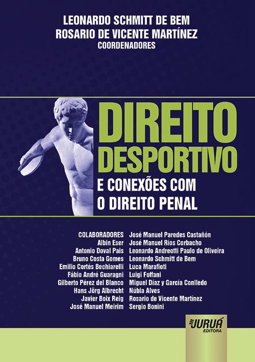 Direito Desportivo e Conexões com o Direito Penal