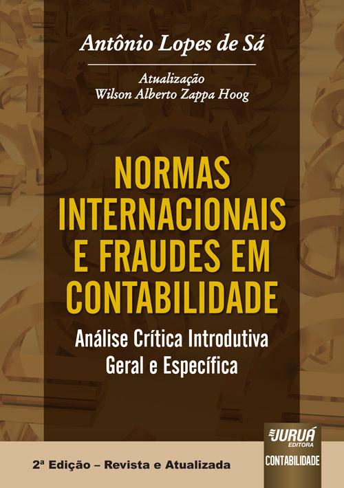Normas Internacionais e Fraudes em Contabilidade