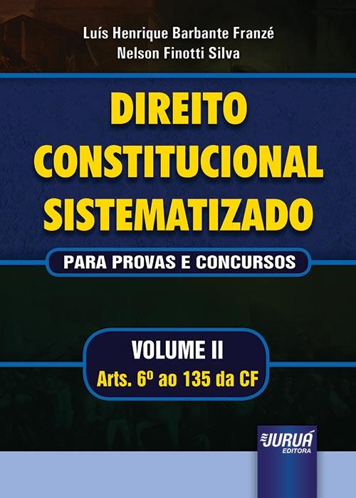 Direito Constitucional Sistematizado