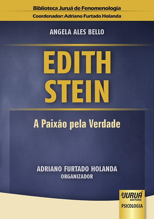 Edith Stein - A Paixão pela Verdade
