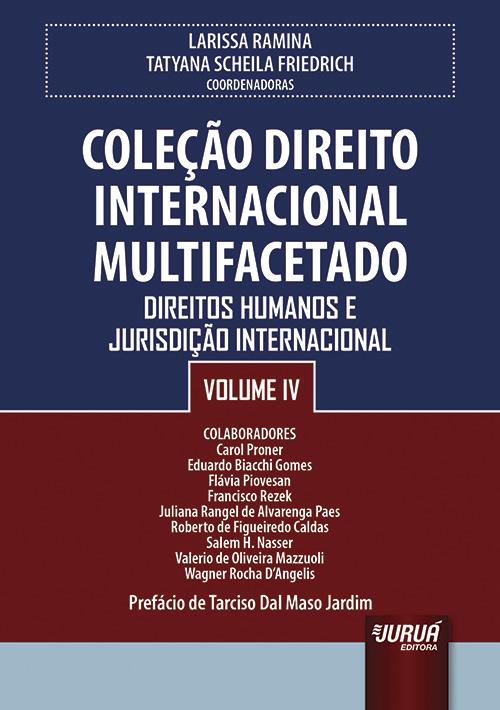Coleção Direito Internacional Multifacetado - Volume IV
