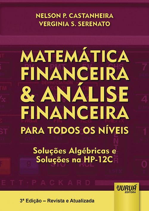 Matemática Financeira & Análise Financeira - Para Todos os Níveis