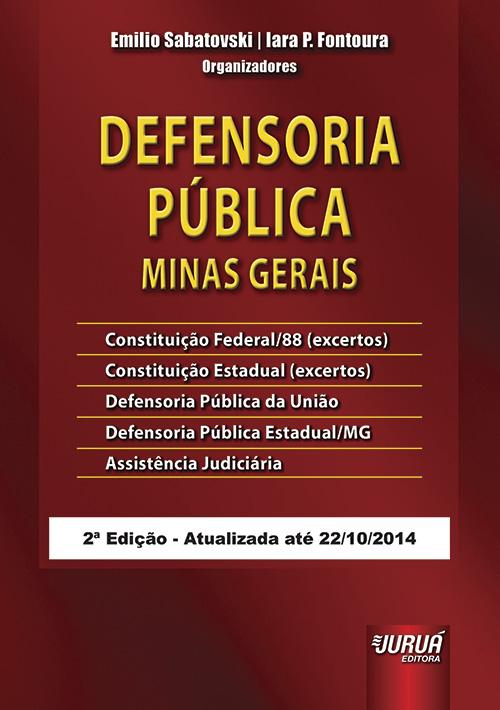 Defensoria Pública - Minas Gerais