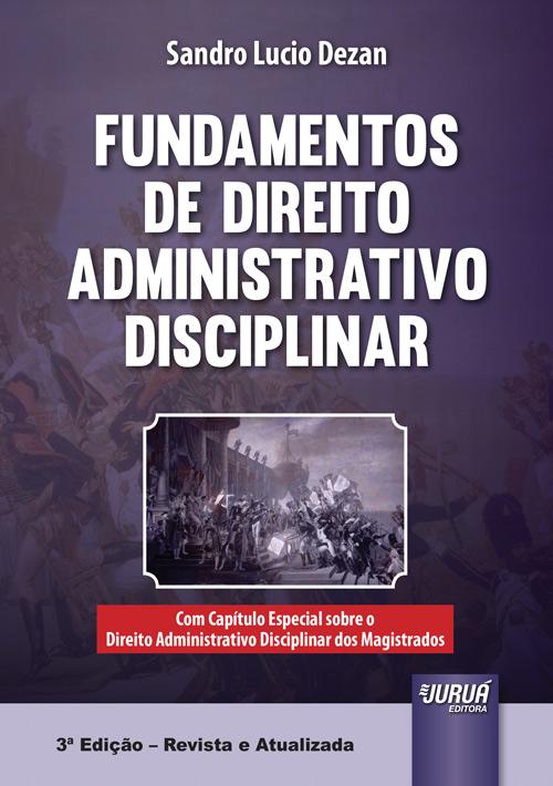 Fundamentos de Direito Administrativo Disciplinar