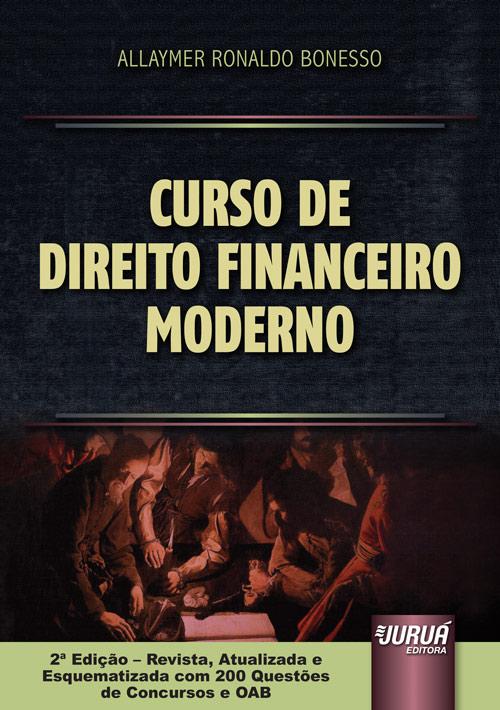 Curso de Direito Financeiro Moderno