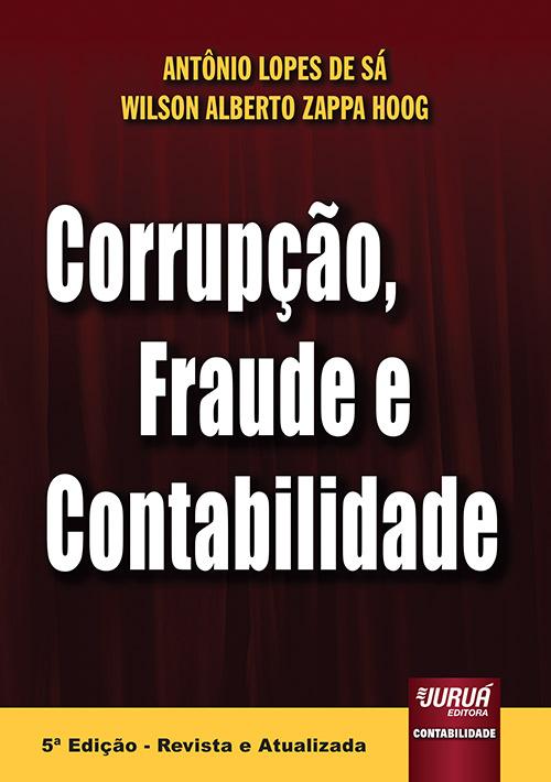 Corrupção, Fraude e Contabilidade