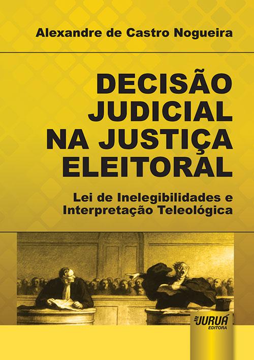 Decisão Judicial na Justiça Eleitoral
