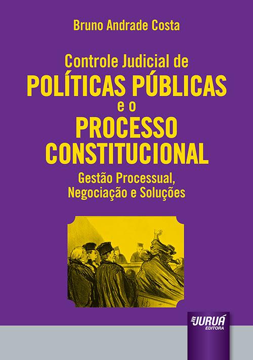 Controle Judicial de Políticas Públicas e o Processo Constitucional