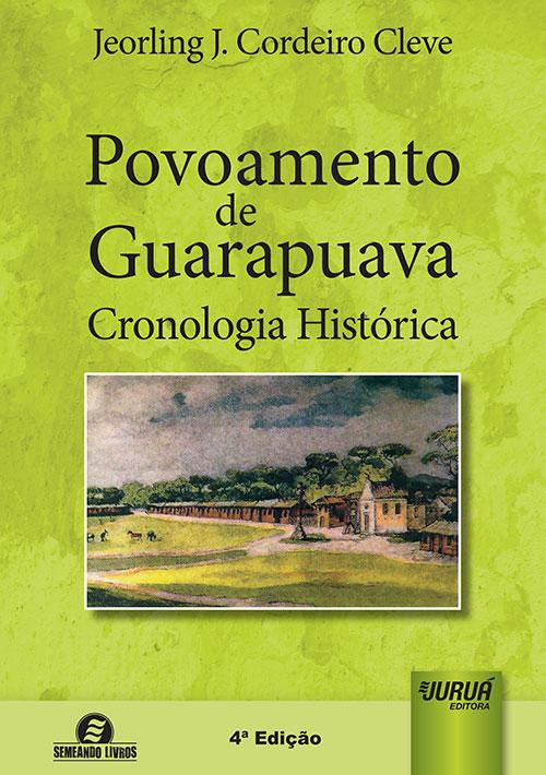 Povoamento de Guarapuava