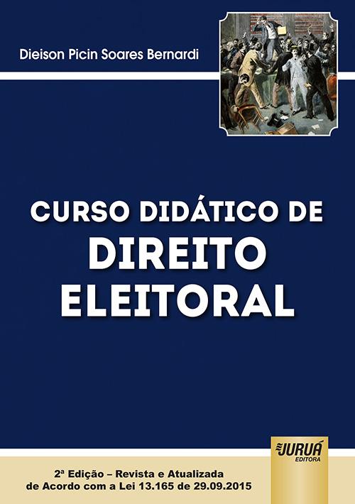 Curso Didático de Direito Eleitoral