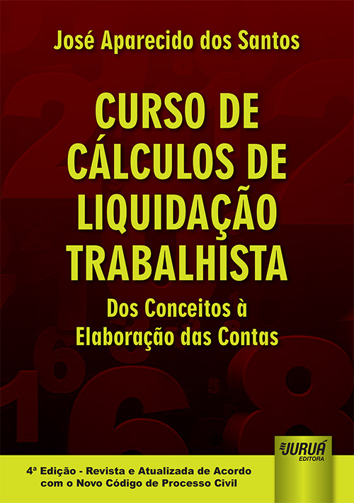 Curso de Cálculos de Liquidação Trabalhista