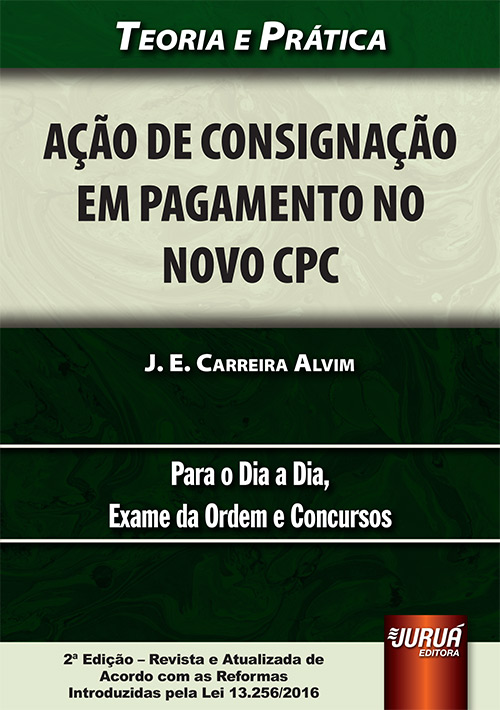 Ação de Consignação em Pagamento no Novo CPC