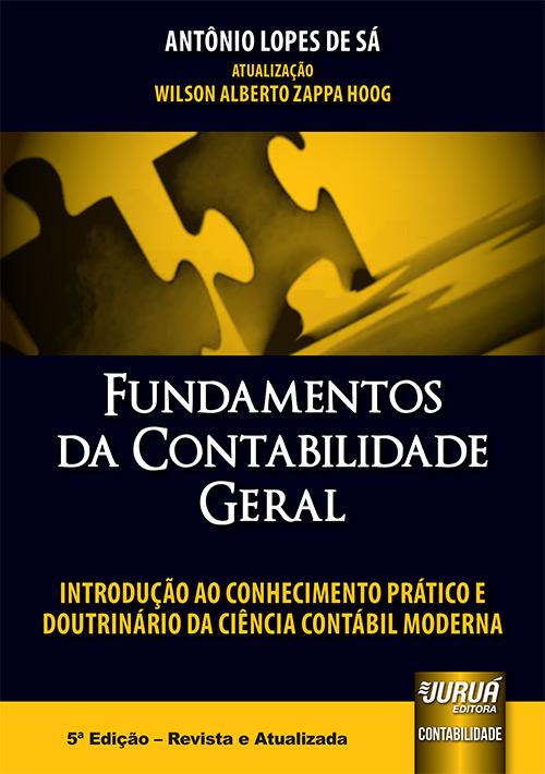 Fundamentos da Contabilidade Geral