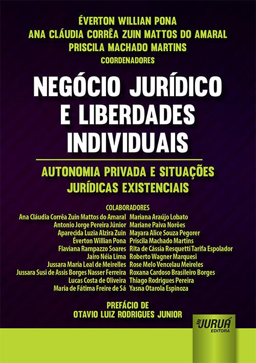 Negócio Jurídico e Liberdades Individuais