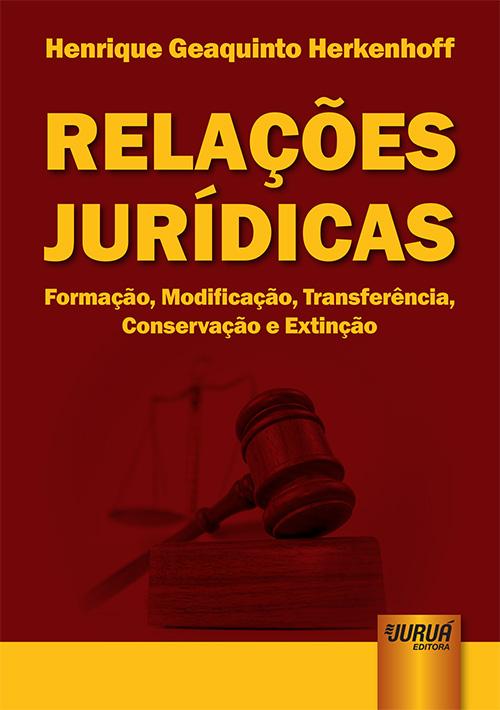 Relações Jurídicas