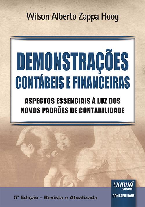 Demonstrações Contábeis e Financeiras