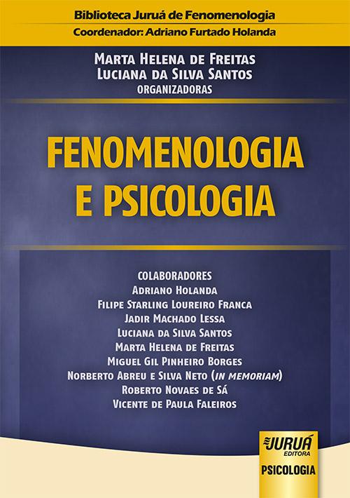 Fenomenologia e Psicologia