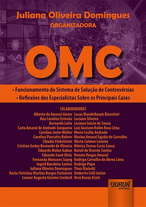 OMC - Funcionamento do Sistema de Solução de Controvérsias