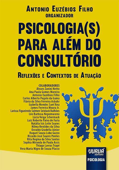 Psicologia(s) Para Além do Consultório