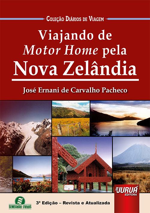 Viajando de Motor Home pela Nova Zelândia